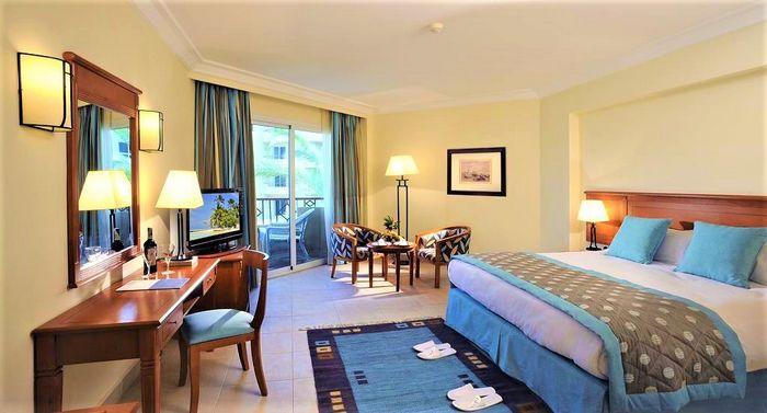 Hotel AMWAJ BLUE BEACH RESORT AND SPA HURGHADA