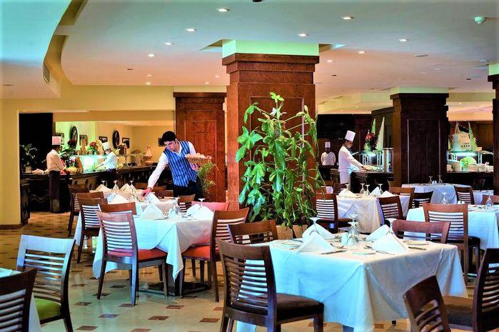 Hotel AMWAJ BLUE BEACH RESORT AND SPA HURGHADA EGIPT