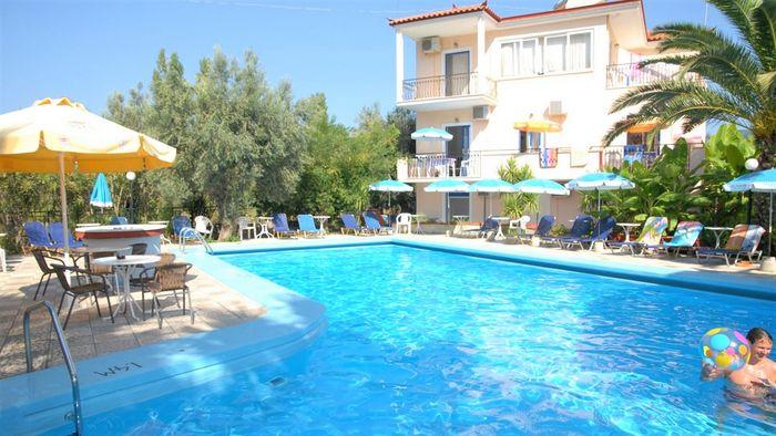 Hotel ANAXOS GARDEN Lesbos