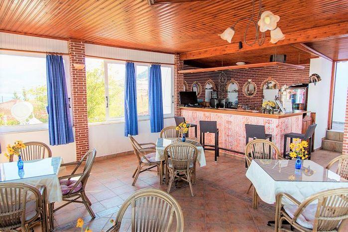 Hotel ANAXOS HILL Lesbos GRECIA