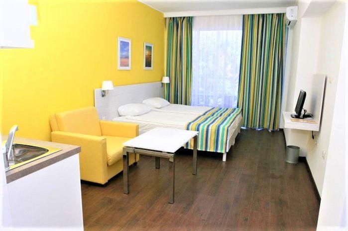 Hotel APARTHOTEL GREEN PARK Nisipurile de Aur