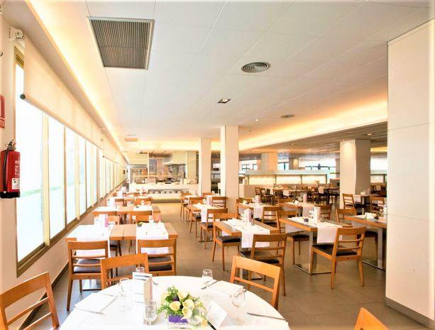 Hotel AQUA AQUAMARINA & SPA Santa Susanna SPANIA