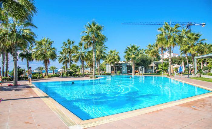 Hotel AQUAMARE BEACH & SPA PAPHOS CIPRU