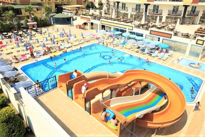 Hotel ARABELLA WORLD ALANYA TURCIA