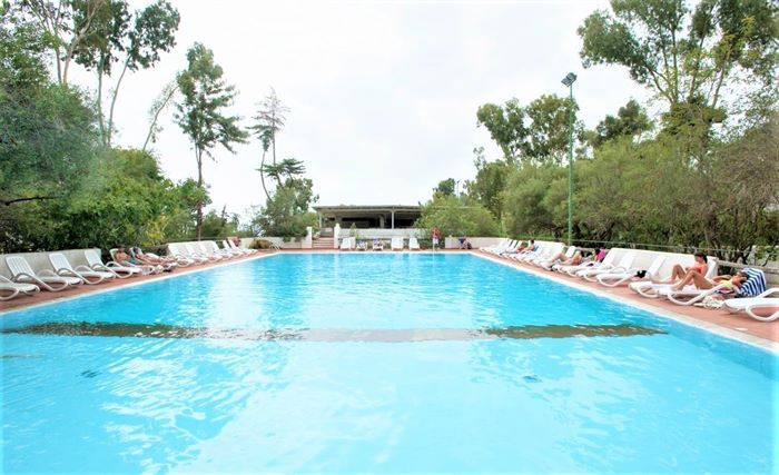 Hotel ARBATAX PARK IL BORGO SARDINIA ITALIA