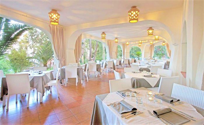 Hotel ARBATAX PARK TELIS SARDINIA ITALIA