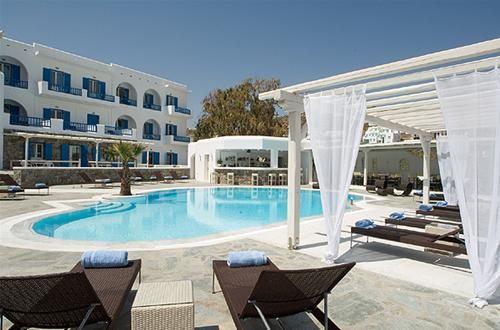 Hotel ARGO MYKONOS