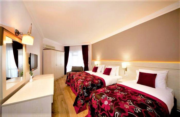 Hotel ARMAS BELLA SUN SIDE
