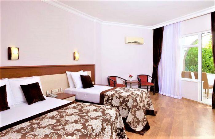 Hotel ARMAS BELLA SUN SIDE TURCIA