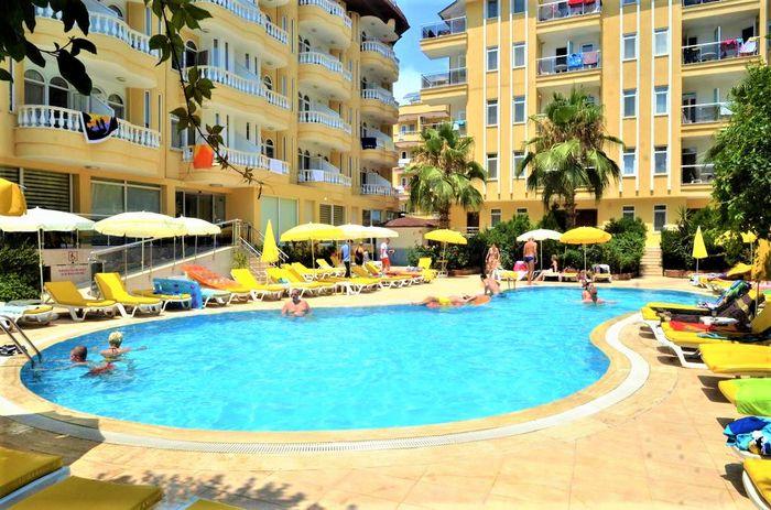 Hotel ARTEMIS PRINCESS ALANYA TURCIA
