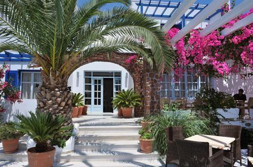 Hotel ASTRO SANTORINI GRECIA