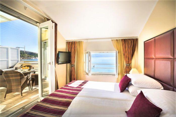 Hotel ATRIUM RESIDENCE BASKA Krk CROATIA