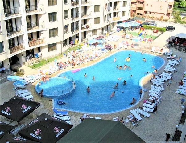 Hotel AVALON SUNNY BEACH BULGARIA