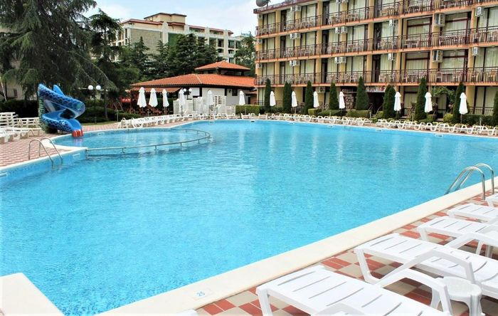 Hotel BAIKAL SUNNY BEACH BULGARIA