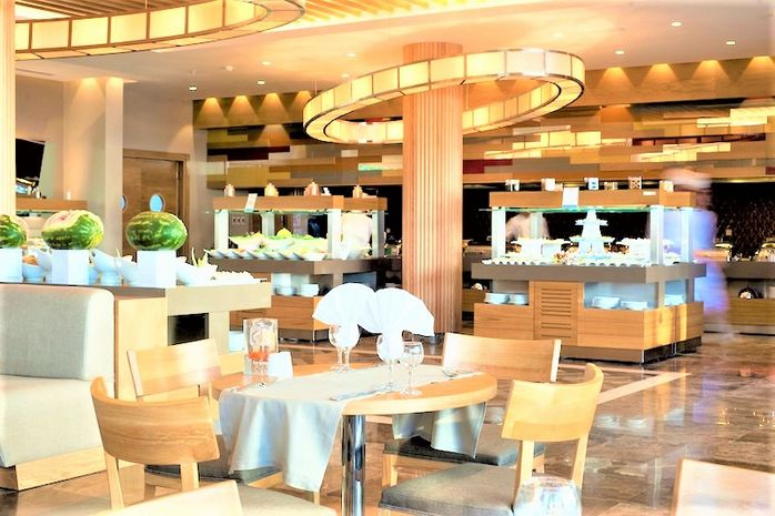 Hotel BARUT ANDIZ SIDE TURCIA