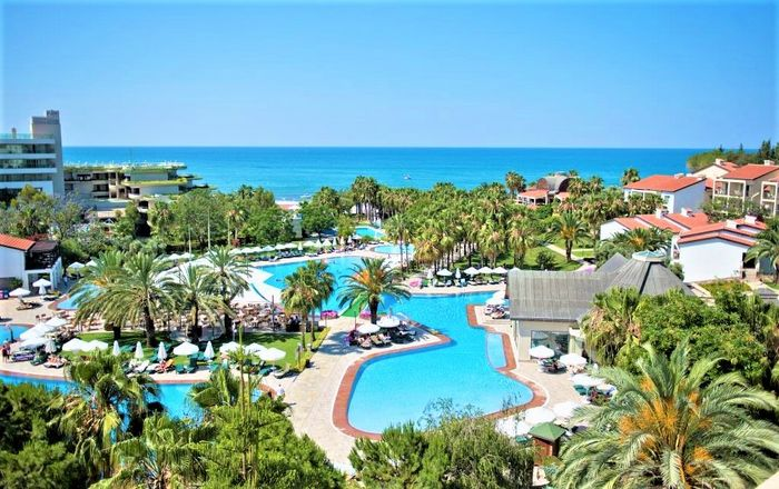 Hotel BARUT HOTELS ARUM RESORT AND SPA SIDE TURCIA