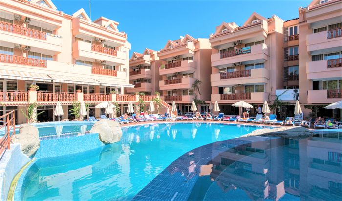 Hotel BEGONVILLE MARMARIS TURCIA