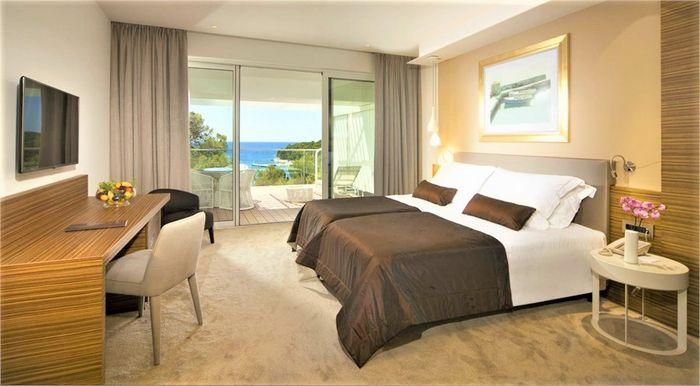 Hotel BELLEVUE Losinj CROATIA
