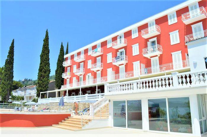 Hotel BELLEVUE OREBIC