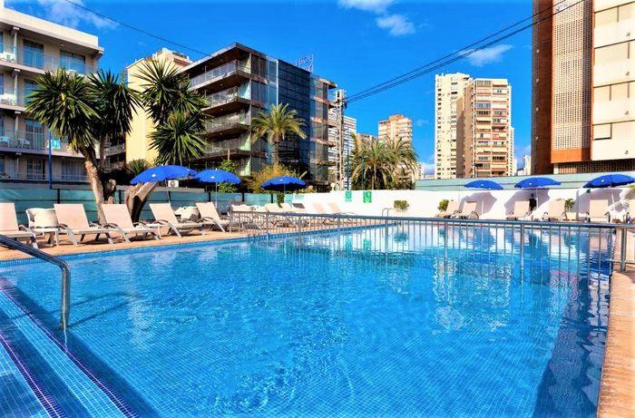 Hotel BENIDORM CENTRE Benidorm SPANIA