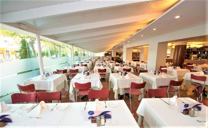 Hotel BLAUMAR Salou SPANIA