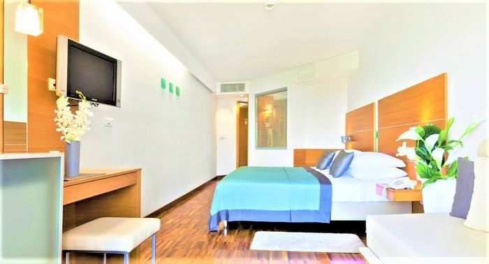Hotel BLUESUN SOLINE Brela CROATIA