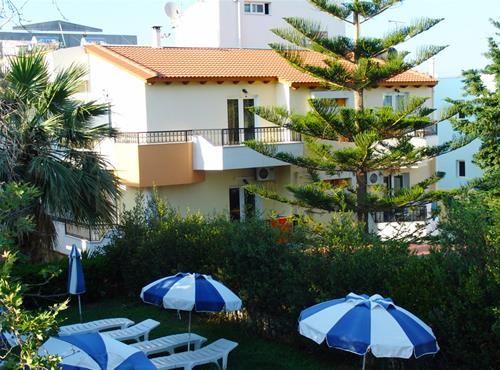 Hotel CAMELOT STUDIOS CRETA