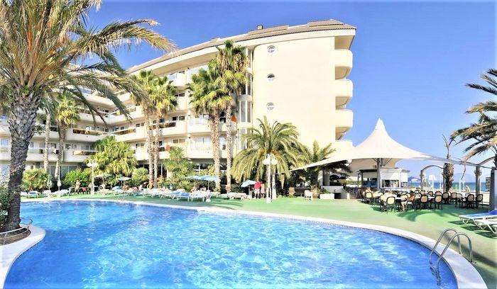 Hotel CAPRICI Santa Susanna SPANIA