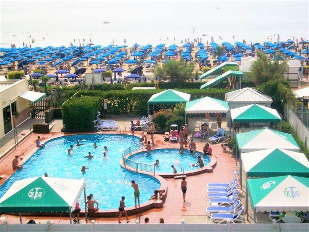 Hotel CARAVELLE LIDO DI JESOLO ITALIA