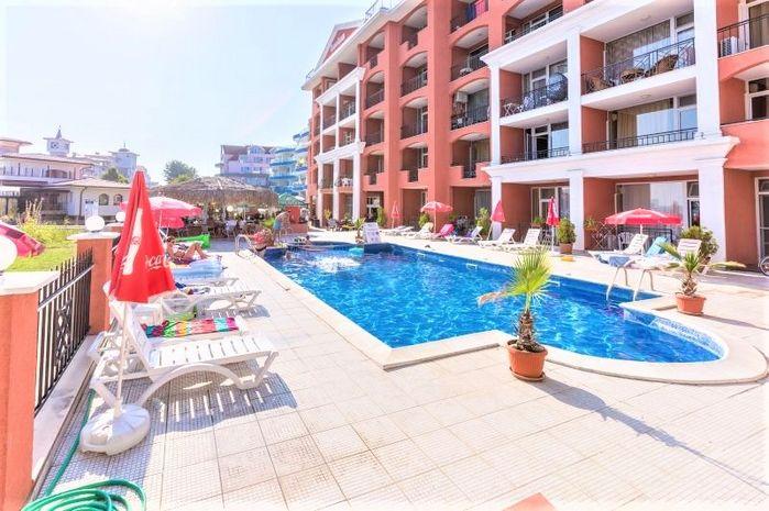 Hotel CARINA BEACH SUNNY BEACH BULGARIA