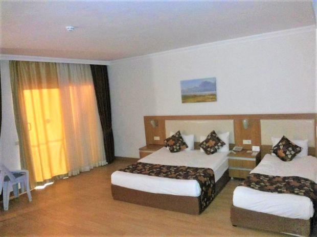 Hotel CENGER BEACH RESORT & SPA SIDE