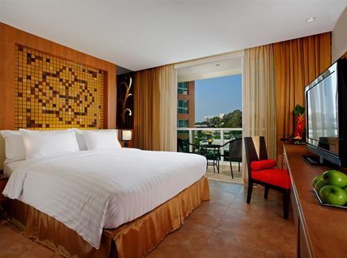 Hotel CENTARA NOVA HOTEL AND SPA PATTAYA THAILANDA