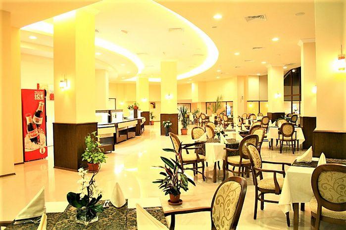 Hotel CENTRAL Nisipurile de Aur BULGARIA