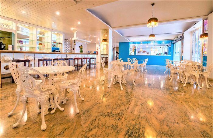 Hotel CHECKIN GARBI Calella SPANIA