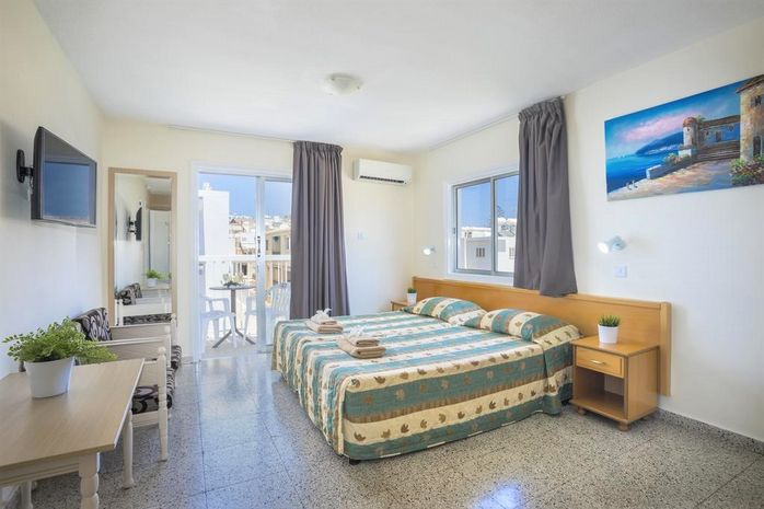 Hotel CHRISTABELLE APARTMENTS AYIA NAPA CIPRU