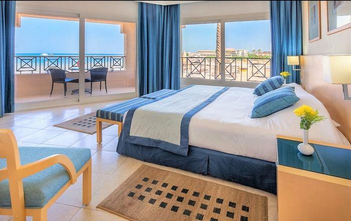 Hotel CLEOPATRA LUXURY RESORT MAKADI BAY HURGHADA EGIPT