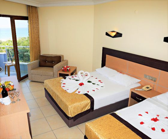 Hotel CLUB CARETTA BEACH ALANYA