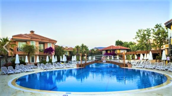 Hotel CLUB DIZALYA ALANYA TURCIA