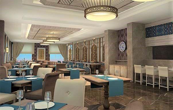 Hotel CLUB SIDERA ALANYA TURCIA
