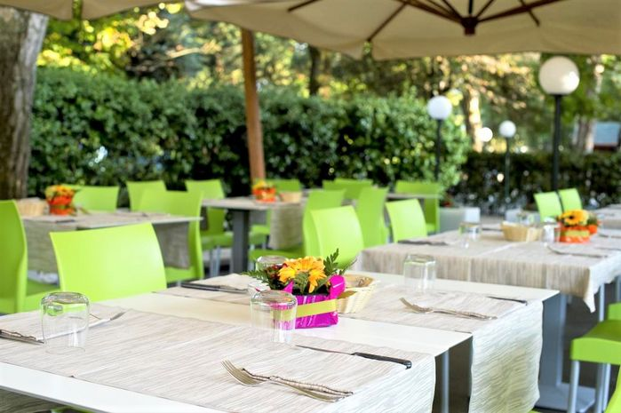Hotel CLUB VILLAGE SPIAGGIA ROMEA RIMINI ITALIA