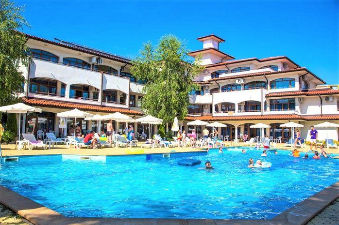 Hotel COMPLEX SUNRISE SUNNY BEACH BULGARIA
