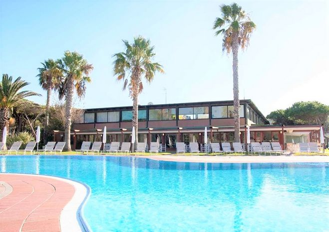 Hotel CORTE ROSADA SARDINIA ITALIA
