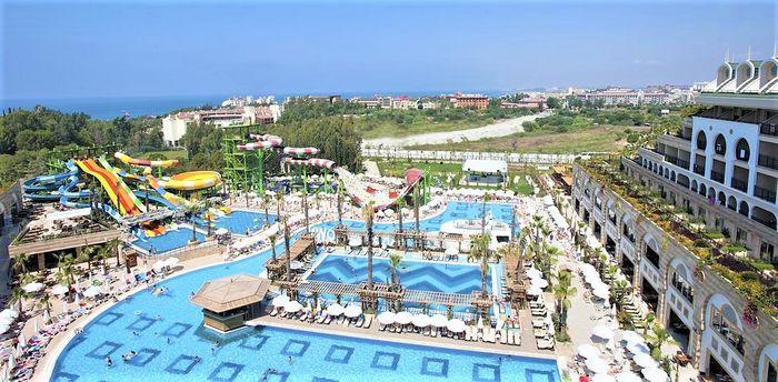 Hotel CRYSTAL SUNSET LUXURY RESORT AND SPA SIDE TURCIA