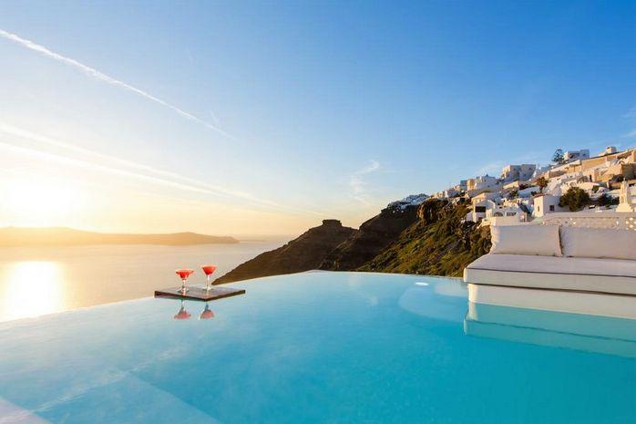 Hotel Dana Villas & Infinity Suites SANTORINI GRECIA
