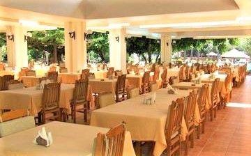 Hotel DEFNE ANA SIDE TURCIA