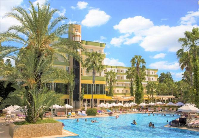 DELPHIN BOTANIK HOTEL AND RESORT