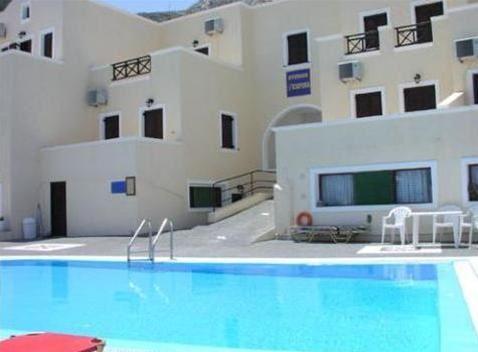 Hotel DESPINA SANTORINI GRECIA