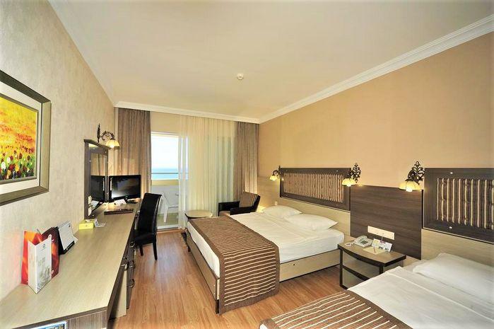 Hotel DINLER ANTALYA TURCIA