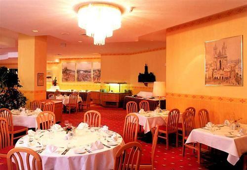 Hotel DIPLOMAT PRAGA CEHIA