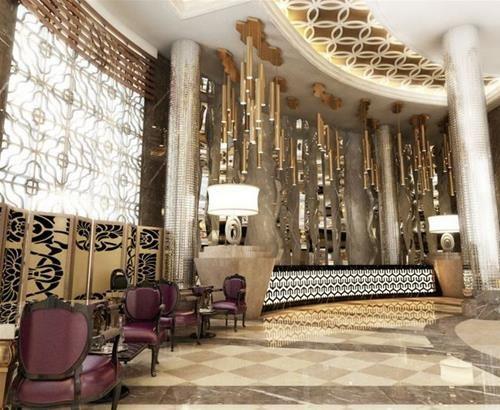 Hotel DREAM WORLD AQUA SIDE